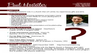 Etkili Bir CV Örneğinini Nasıl Hazırlanır ?