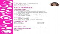 Satış Danışmanı CV Örneği