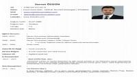Elektrik Elektronik Mühendisliği CV Örneği